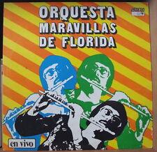 ORQUESTA MARAVILLAS DE FLORIDA EN VIVO CUBA PRESS LP AREITO
