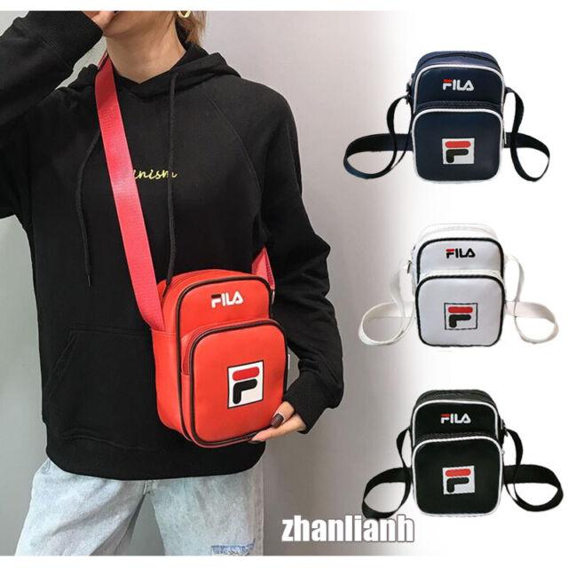 Men's Women Messenger Bag Shoulder Handbag Crossbody Purse Sport Travel Satchel