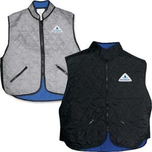 05ab7363bcaea Image is loading TECHNICHE-HYPERKEWL-DELUXE-EVAPORATIVE-COOLING-VEST -MOTORCYCLE-SPORTS-