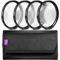 52mm Altura Photo® Macro Close Up Lens Kit +1 +2 +4 +10 For Nikon 18-55mm Lens on sale