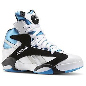 New Reebok SHAQ ATTAQ ATTACK Oneal PUMP 92 White ORLANDO MAGIC Retro ... 892936fbd