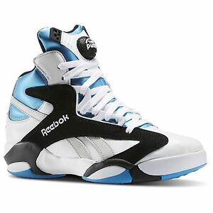 New Reebok SHAQ ATTAQ ATTACK Oneal PUMP 92 White ORLANDO MAGIC Retro ... 97cc0f00e