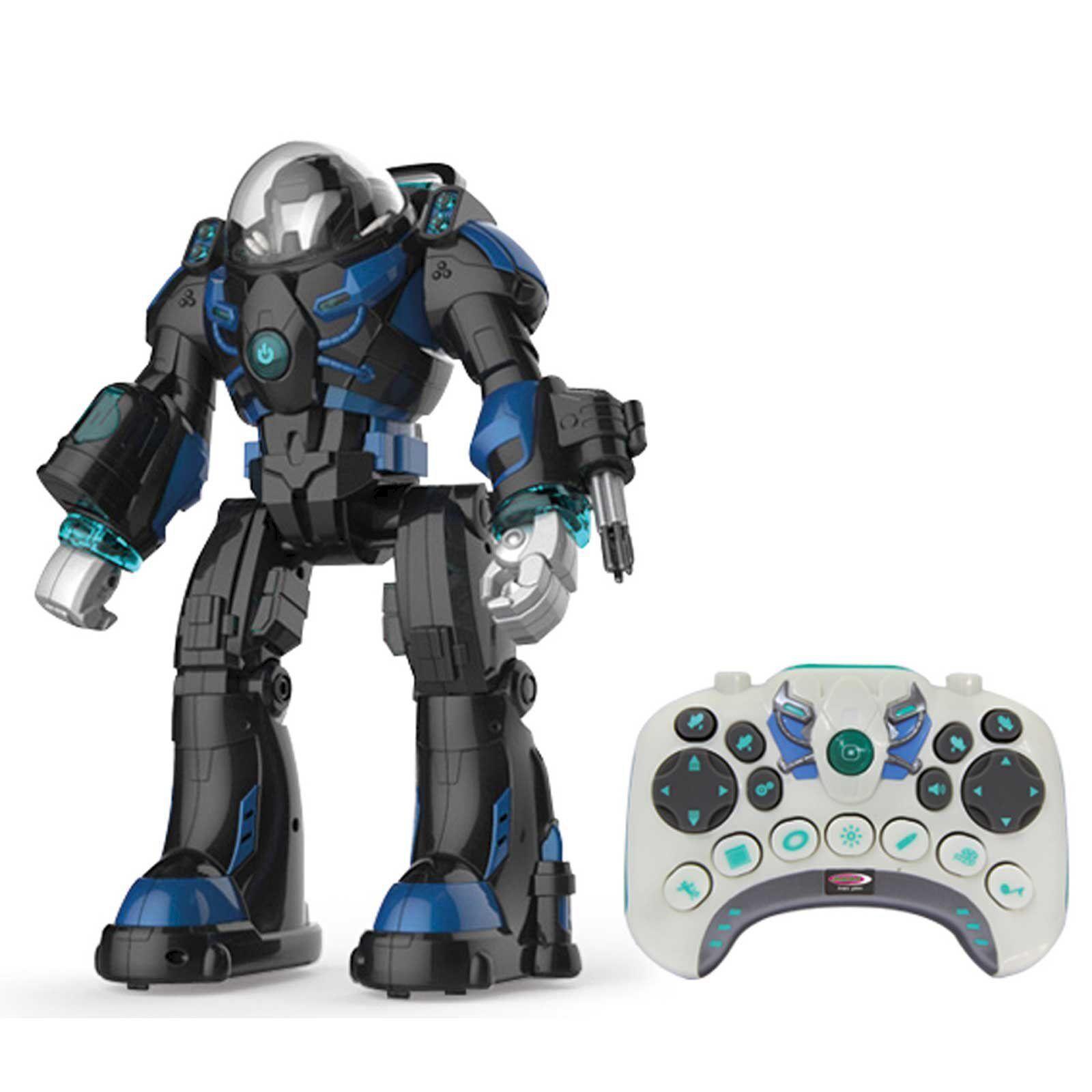 Jamara Robot Spaceman schwarz schwarz schwarz Infrarot f59950