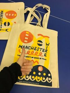 Manchester-Wire-branded-heavy-duty-cotton-tote-bag-designed-by-Caroline-Dowsett
