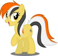 My Little Pony Iron On T Shirt Pillowcase Fabric Transfer 54 - Checkers