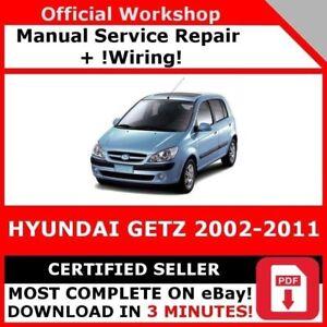 image is loading factory-workshop-service-repair-manual-hyundai-getz-2002-