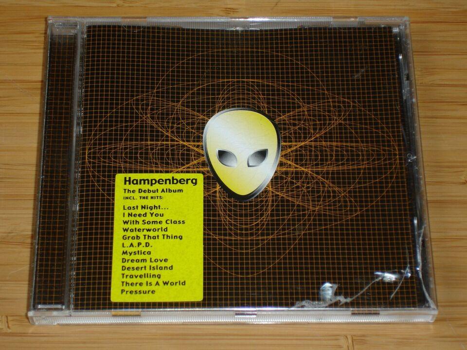 HAMPENBERG : HAMPENBERG, rock