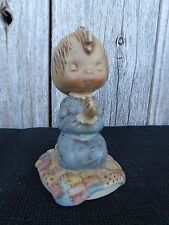 Vintage GOEBEL Child Boy Girl Praying Figurine Figure ~ Cake Topper ~ Cute 1972