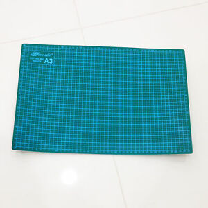A3-Thick-5-Ply-Self-Healing-Craft-Cutting-Mat-2-Side-Print-Quilting-Scrapbooking