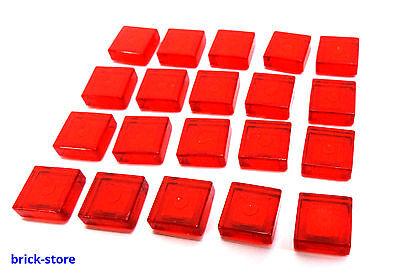 LEGO®  Nr 4244362 1x1 2//3 Dachstein glas klar transperant 20 Stück