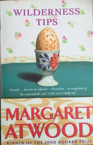 1 of 1 - Wilderness Tips by Margaret Atwood (Paperback, 1994)