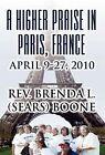 A Higher Praise in Paris, France: April 9-27, 2010 by Rev Brenda L Boone (Hardback, 2012)