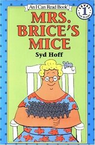 Details About Mrs Brices Mice An I Can Read Book Level 1 By Syd Hoff