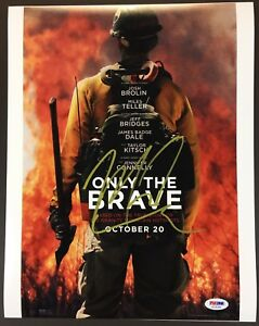 Details about MILES TELLER SIGNED 11X14 PHOTO PSA DNA COA AUTOGRAPH ONLY  THE BRAVE