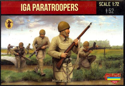 Iga paratroopers 1:72 Strelets