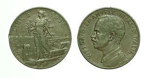 pcc1585-21-Vittorio-Emanuele-III-1900-1943-5-centesimi-Prora-1915-NC