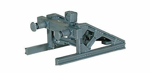 Fleischmann N 22216  Prellbock (Bausatz)  Neuware