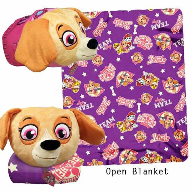 Paw Patrol Fleece Decke Blanket NEU NEW