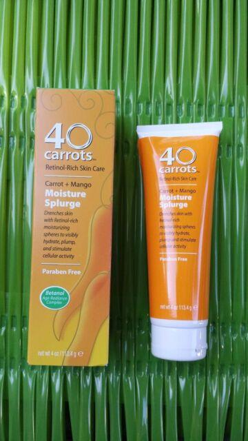 40 carrots carrot mango moisture splurge 4 oz ebay