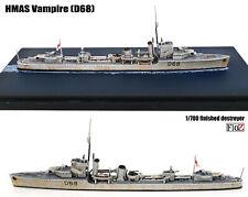 Tamiya Models Destroyer Vampire Ran 1//700