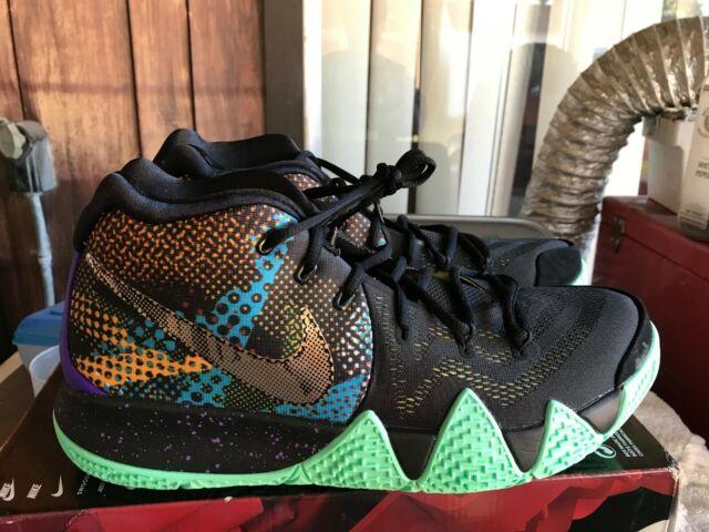 purchase cheap c04d6 b321f New Nike Kyrie 4 Mamba Mentality Black Sonic Yellow Size 10.5 (AV2597-001)