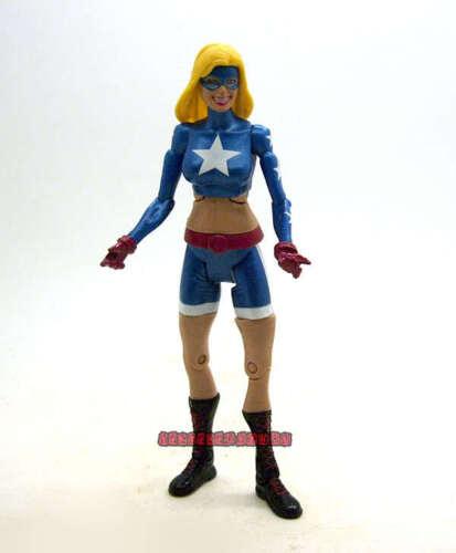 Star Girl Action Figure DC Universe Classics Wave 19 Super Hero S.T.R.I.P.E