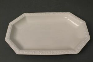 Rosenthal-Maria-White-Platter-Fish-Plate-Side-Service-Large-15-3-16in