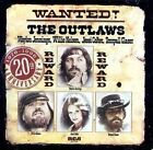 Wanted! The Outlaws by Waylon Jennings (CD, Apr-1996, RCA)
