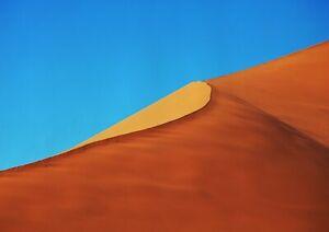 A1-Sand-Dunes-Poster-Art-Print-60-x-90cm-180gsm-Sahara-Desert-Cool-Gift-15397