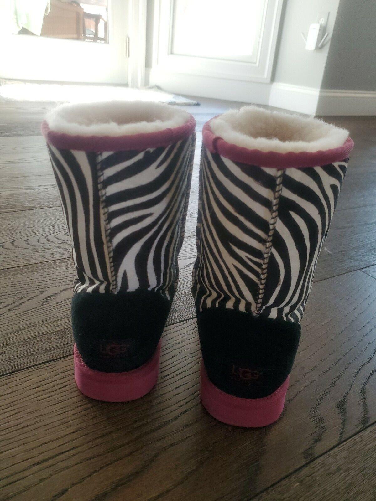 UGG Zebra Boots - image 6
