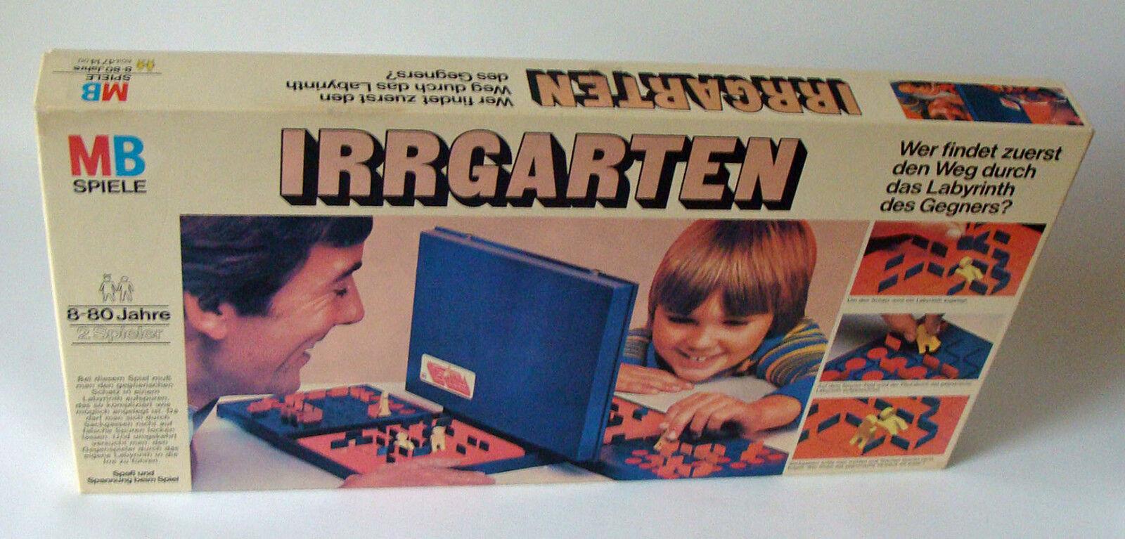 MB Spiele 604471400 - Irrgarten Für 2 Spieler 8-80 Jahren Neu New