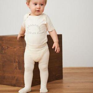 BABY-TIGHTS-GIRLS-TODDLER-SOFT-PLAIN-COTTON-RICH-NEWBORN-0-3-YRS-NEW