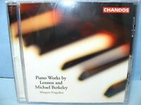 Piano Works By Lennox And Michael Berkeley, Margaret Fingerhut Piano Chandos