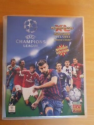 Panini Adrenalyn XL Champions League 11//12-26-carles puyol