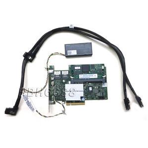 Dell Perc H700 1 GB CACHE PowerEdge Server 6Gbps SAS Raid Controller Battery