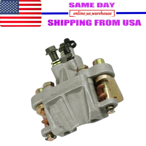 New Rear Brake Caliper For Polaris Sportsman 400 450 500 600 700 800 With Pads