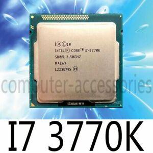 Intel Core I5-2500K 2550K I5-3570K I7-2600K 2700K I7-3770K LGA1155 CPU Processor