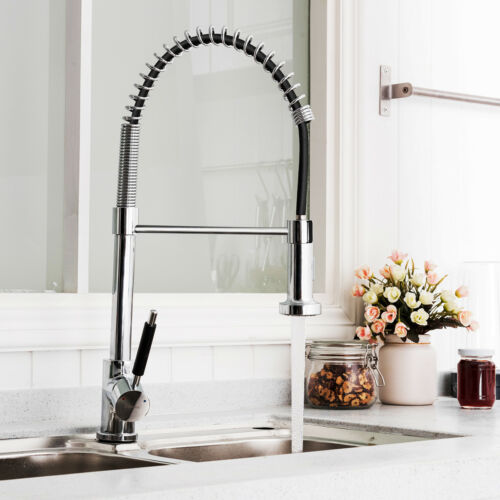 Küchenarmatur Spiralfederarmatur Einhebelmischer Spültisch Armatur Wasserhahn
