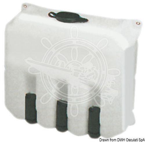 OSCULATI Scheibenwaschset 9.7 l 2 Pumpen 24 V