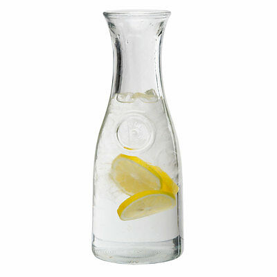 Anchor Hocking Glass Carafe For Wine Water Juice Decanter Carafe Wine Water Jug