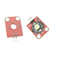 3w High Power Keyes Led Module With Pcb Chassis For Arduino Stm32 Avr
