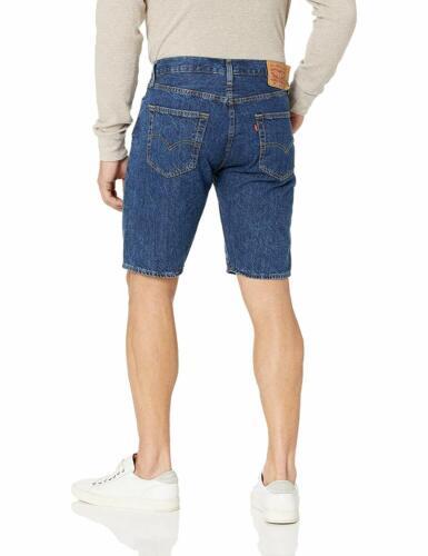 Levi/'s 501 Men/'s Classic Cotton Original Fit Stonewash Denim Shorts 365120071