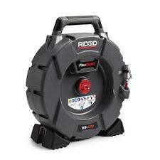 Ridgid K9 102 64263 Flexshaft Drain Cleaning Machine With 50 Cable