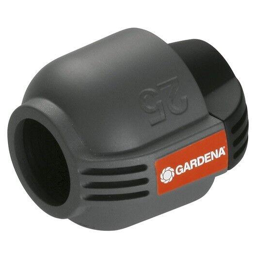 Gardena Endstück f 25 mm Quick /& Easy 2778-20 Sprinklersystem