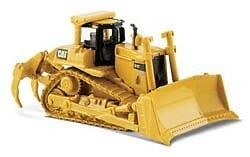 Miniature-Masters-85209-h0-Camions-Caterpillar-CAT-d9t-KETTENDOZER