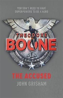 Theodore Boone: The Accused: Theodore Boone 3, Grisham, John , Good | Fast Deliv