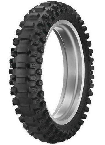 Dunlop Geomax MX33 Rear Tire 120//80-19 Off-Road Dirt SUZUKI RM250 450 1992-2018