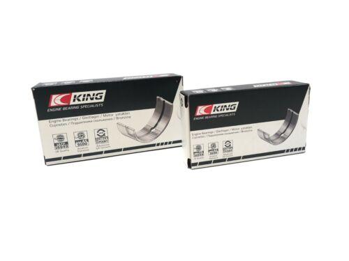94-00 HONDA Civic 1.6L B16A3 B16A2 KING Main Rod Bearings Thrust Washer