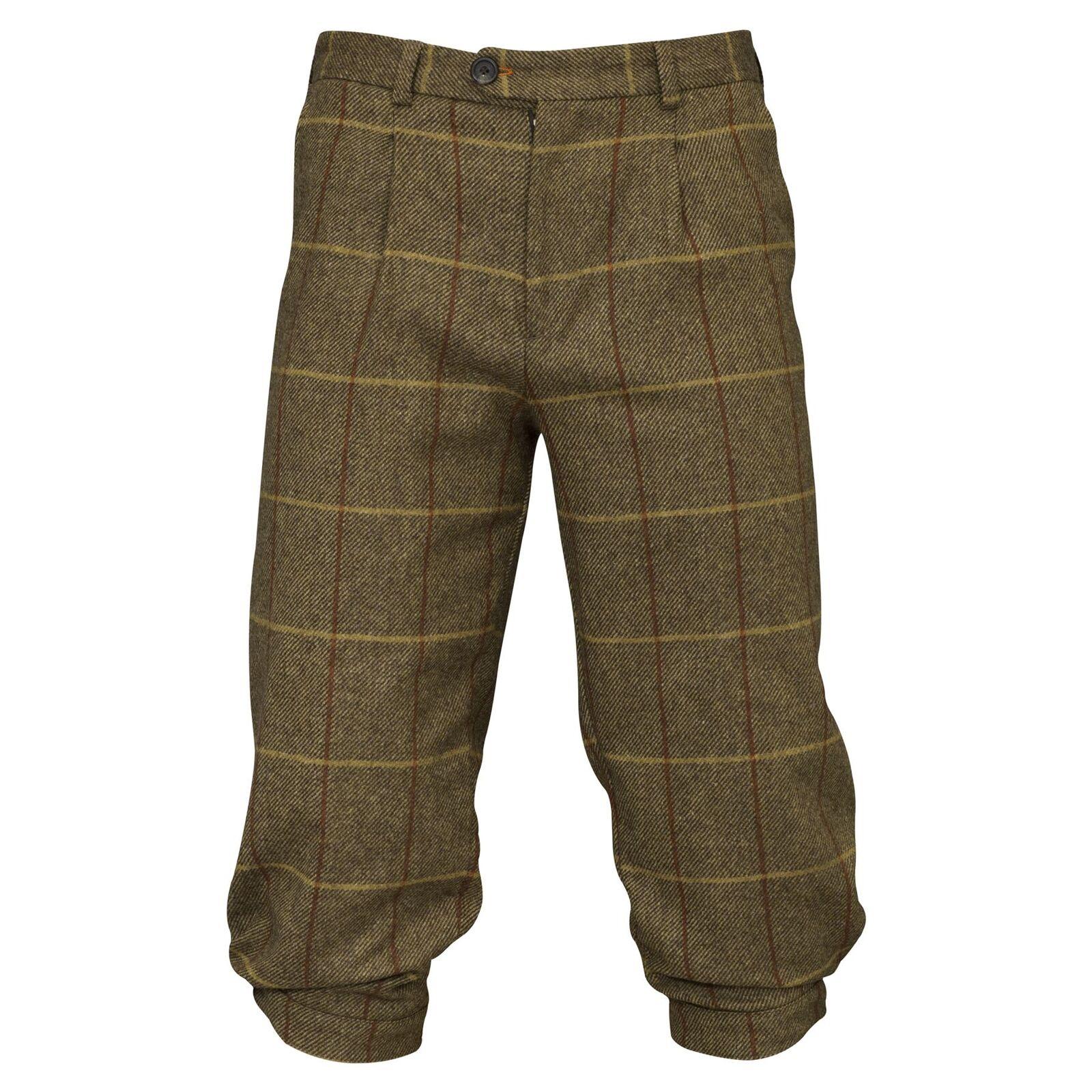 Alan Paine Surrey Mens Tweed Breeks-Moorland (Hunting Country Pursuits)
