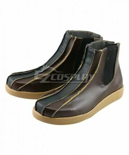 Star Wars Boba Fett Brown Cosplay Shoes